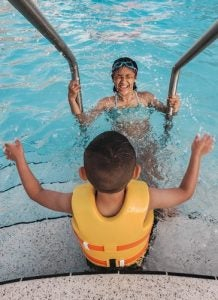 medidas de seguridad en el agua