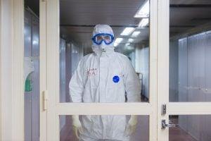 positivos de Coronavirus en su trabajo
